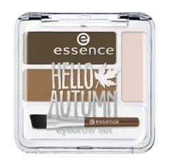 Essence - Hello Autumn TE - Eyebrow set 01 - Leaves are the new Beef - 3,19€