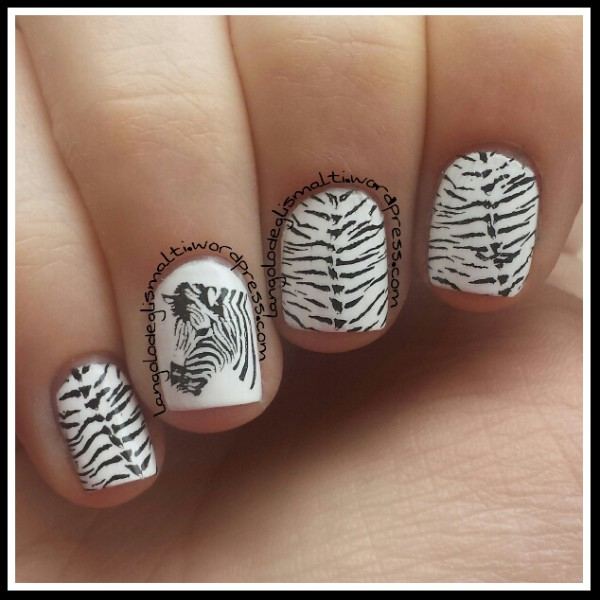 Nail Art: Born Pretty Stamping Plate BP-16
