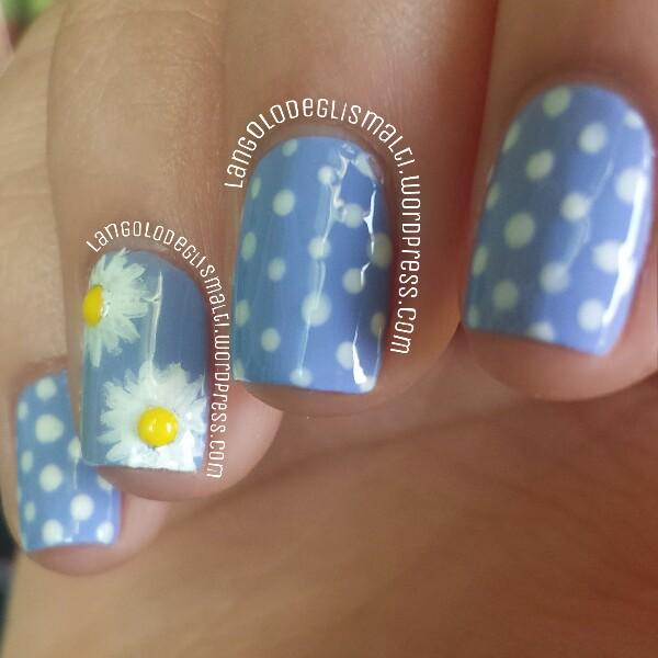 Spring Nail Art - L'Angolo degli Smalti