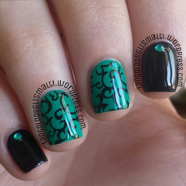 green stamping