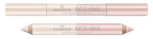 Essence - Brit-Tea TE - Duo Highlighter Pencil 01 - Par-tea highlight - 2,49€