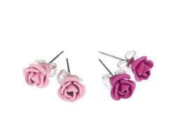 Essence - Brit-Tea TE - Earring set 01 - Blossoms etc.. - 2,49€
