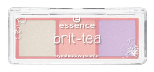 Essence - Brit-Tea TE - Eyeshadow Palette 01 - Keep calm and have some tea - 3,79€
