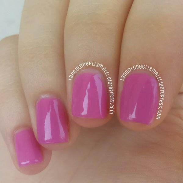 Born Pretty Colour-change Polish 104 (hot temperature, pink)